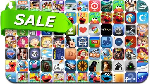 iPhone & iPad App Price Drops - September 21