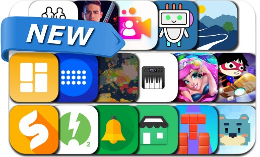 Newly Released iPhone & iPad Apps - May 29, 2019