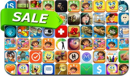 iPhone & iPad App Price Drops - September 3, 2014