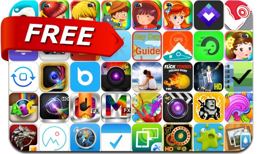 iPhone & iPad Apps Gone Free - December 23, 2014
