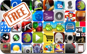 iPhone and iPad Apps Gone Free - July 2
