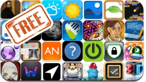 iPhone and iPad Apps Gone Free - August 27