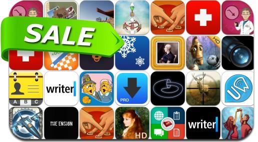 iPhone & iPad App Price Drops - November 17, 2014