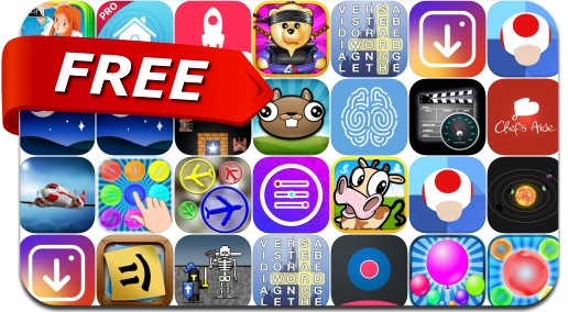 iPhone & iPad Apps Gone Free - May 21, 2018