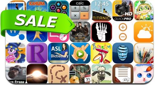 iPhone & iPad App Price Drops - October 10, 2015