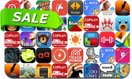 iPhone & iPad App Price Drops - March 18, 2016