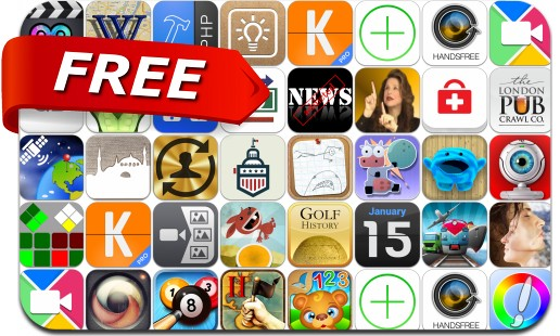 iPhone & iPad Apps Gone Free - October 3