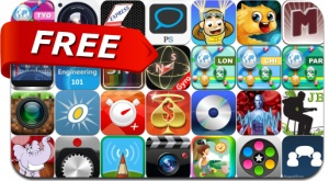 iPhone and iPad Apps Gone Free - January 6