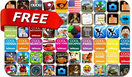 iPhone & iPad Apps Gone Free - March 7