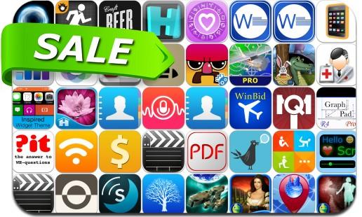 iPhone & iPad App Price Drops - June 25, 2014