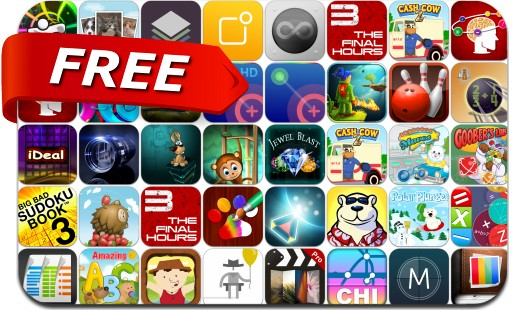 iPhone & iPad Apps Gone Free - August 8, 2014