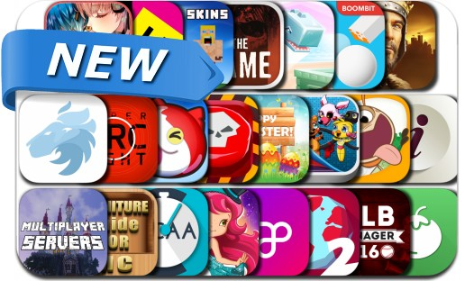 Newly Released iPhone & iPad Apps - March 25, 2016