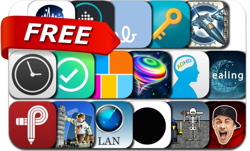 iPhone & iPad Apps Gone Free - February 10, 2017