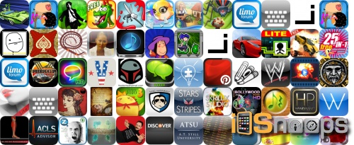 Newly Released iPhone and iPad Apps - March 20 Roundup