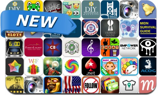 Newly Released iPhone & iPad Apps - April 9