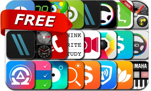 iPhone & iPad Apps Gone Free - March 4, 2015
