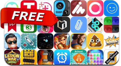 iPhone & iPad Apps Gone Free - December 23, 2019