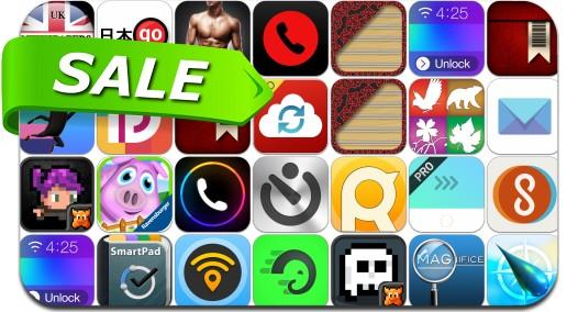 iPhone & iPad App Price Drops - August 5, 2014