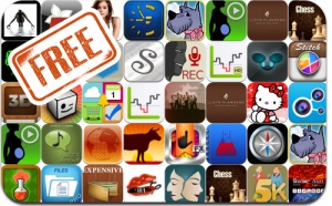 iPhone and iPad Apps Gone Free - October 14