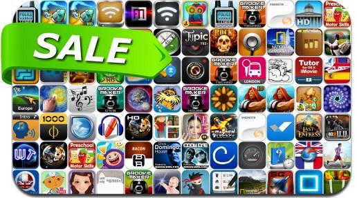iPhone & iPad App Price Drops - April 20