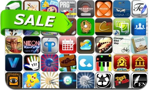 iPhone & iPad App Price Drops - March 24