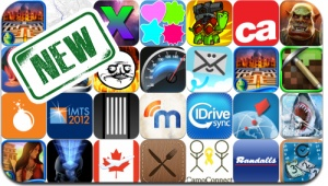 Newly Released iPhone and iPad Apps - July 26