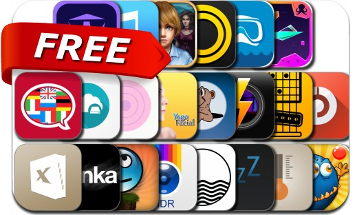 iPhone & iPad Apps Gone Free - May 5, 2015