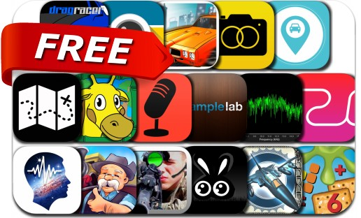 iPhone & iPad Apps Gone Free - November 18, 2016