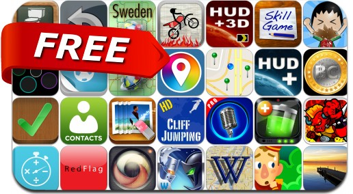 iPhone & iPad Apps Gone Free - April 10