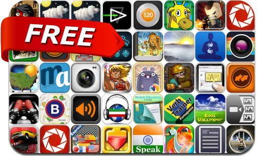 iPhone & iPad Apps Gone Free - March 21
