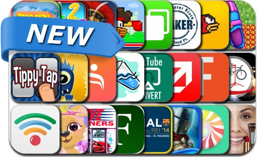 Newly Released iPhone & iPad Apps - April 15, 2014