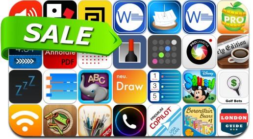 iPhone & iPad App Price Drops - July 22, 2014