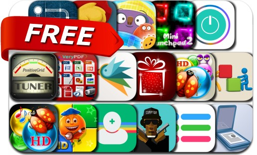 iPhone & iPad Apps Gone Free - October 24, 2015