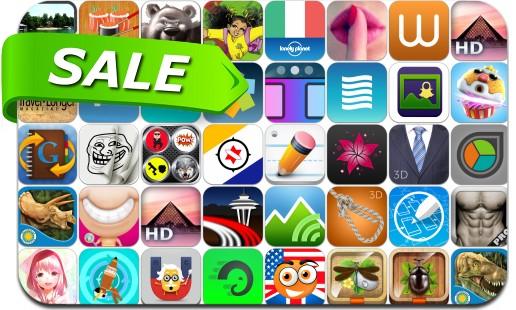 iPhone & iPad App Price Drops - May 5, 2014