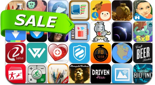 iPhone & iPad App Price Drops - August 2, 2014