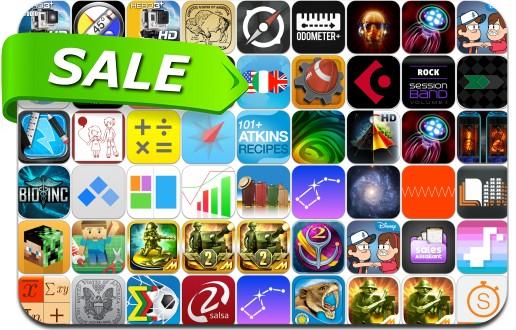 iPhone & iPad App Price Drops - August 30, 2014