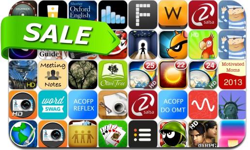 iPhone & iPad App Price Drops - October 1