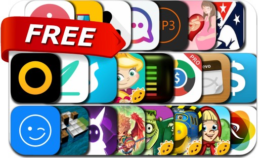 iPhone & iPad Apps Gone Free - September 18, 2020