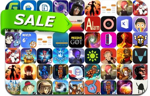 iPhone & iPad App Price Drops - September 3, 2021