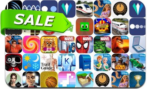 iPhone & iPad App Price Drops - October 22, 2015