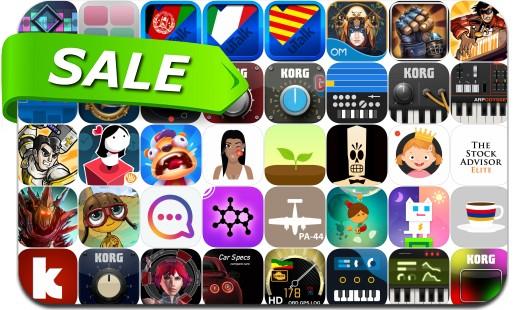 iPhone & iPad App Price Drops - July 20, 2017