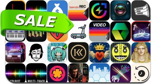 iPhone & iPad App Price Drops - June 14, 2021