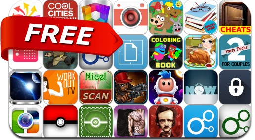 iPhone & iPad Apps Gone Free - November 24