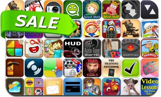 iPhone & iPad App Price Drops - June 25