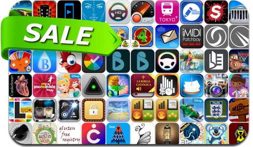 iPhone & iPad App Price Drops - May 24, 2014
