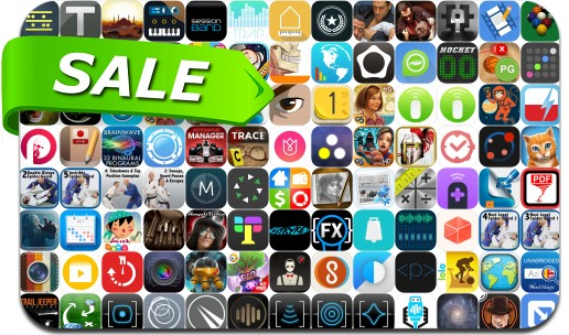 iPhone & iPad App Price Drops - November 28, 2015