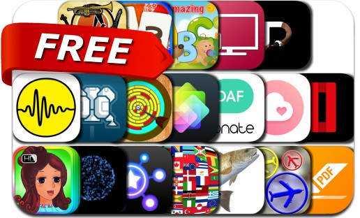 iPhone & iPad Apps Gone Free - October 15, 2018