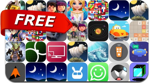 iPhone & iPad Apps Gone Free - October 26, 2018