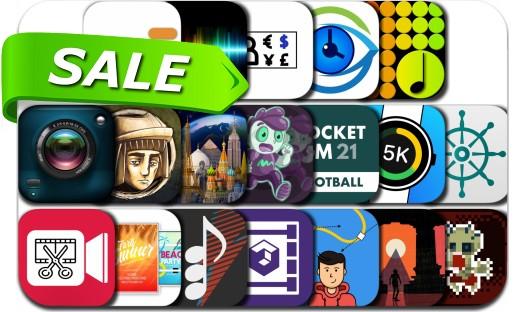 iPhone & iPad App Price Drops - September 11, 2021