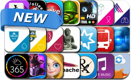 Newly Released iPhone & iPad Apps - March 10, 2015